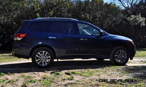 Road Test Review - 2015 Nissan Pathfinder SV 4WD 46
