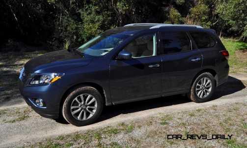 Road Test Review - 2015 Nissan Pathfinder SV 4WD 68