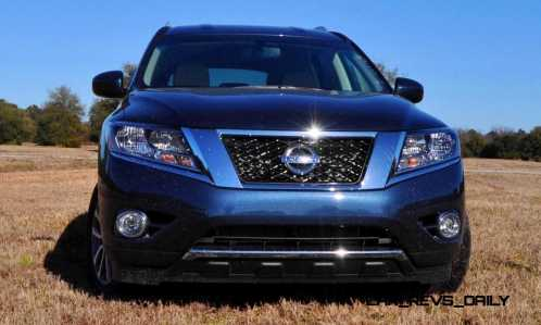 Road Test Review - 2015 Nissan Pathfinder SV 4WD 71