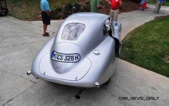 1939 BMW 328 Mille Miglia Coupe 24