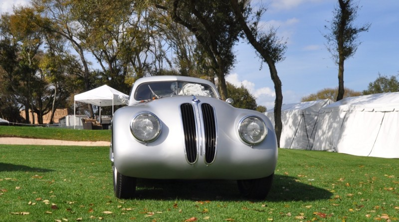 1939 BMW 328 Mille Miglia Coupe 32