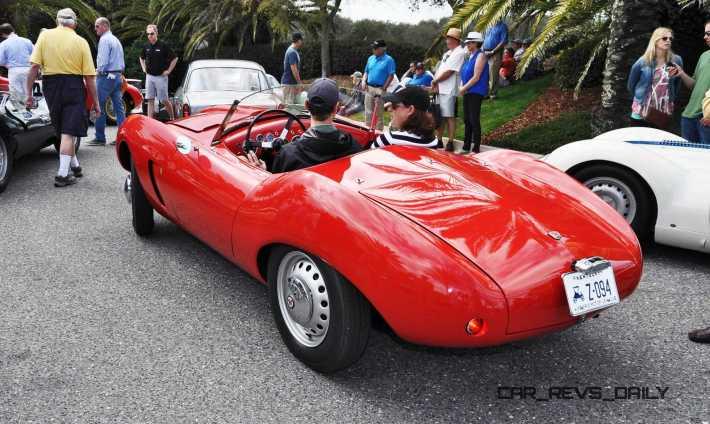 1956 Arnolt-Bristol Deluxe Roadster by Bertone 18