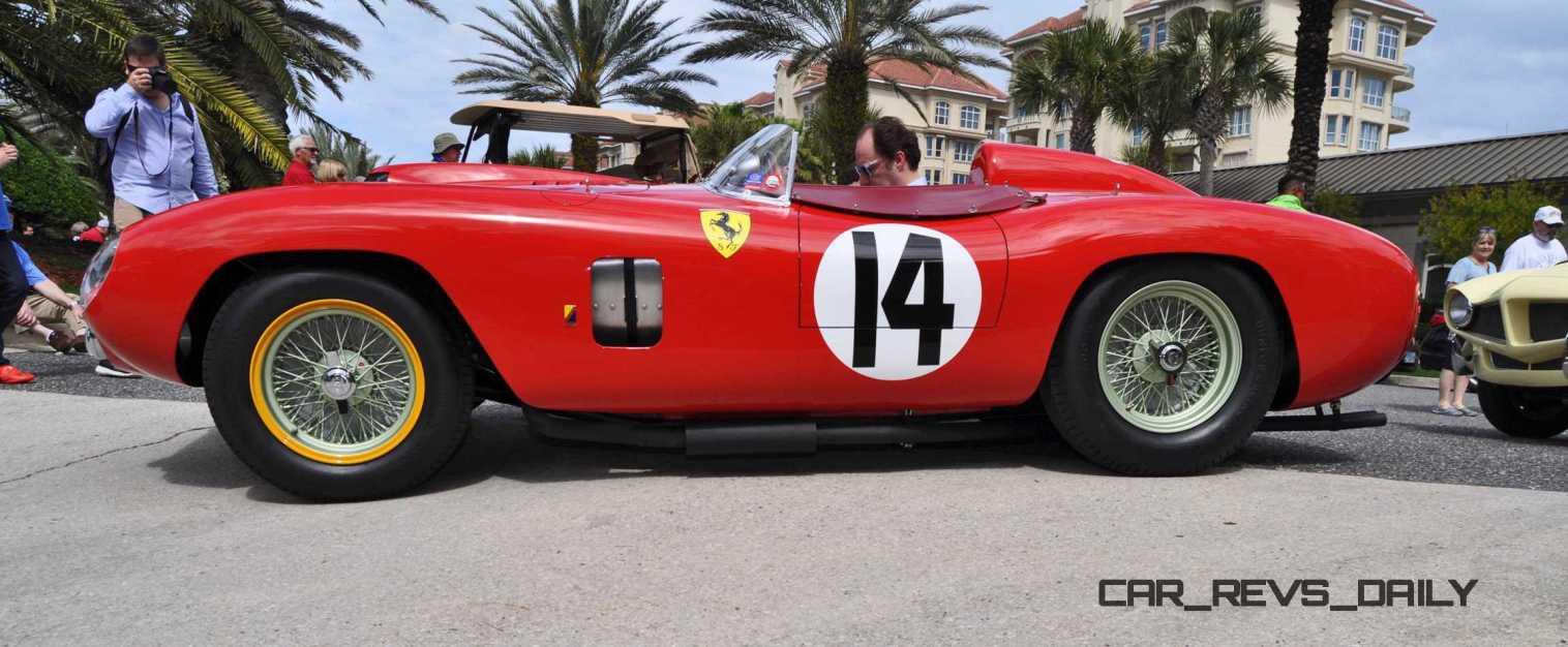 1956 Ferrari 290MM 14