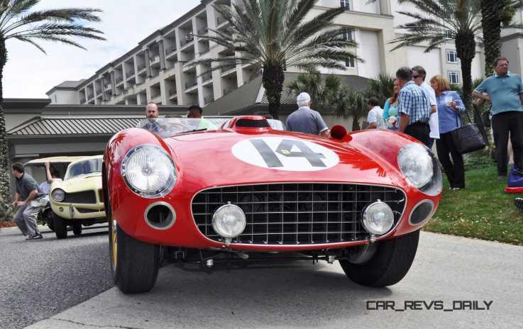 1956 Ferrari 290MM 5