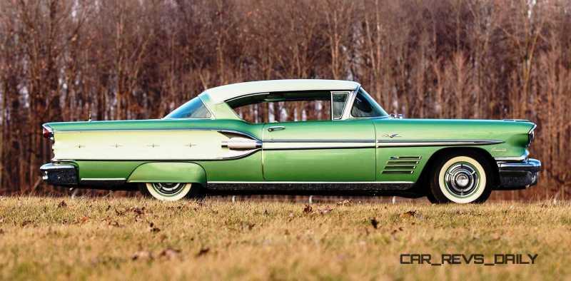 1958 Pontiac Bonneville Sport Coupe 5