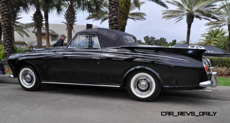 1958 Rolls-Royce Silver Cloud Honeymoon Express 12