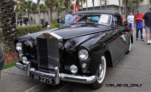 1958 Rolls-Royce Silver Cloud Honeymoon Express 26