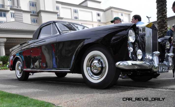 1958 Rolls-Royce Silver Cloud Honeymoon Express 29