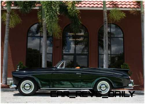 1958 Rolls-Royce Silver Cloud Honeymoon Express 3