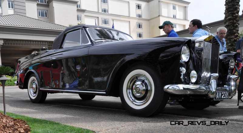 1958 Rolls-Royce Silver Cloud Honeymoon Express 30