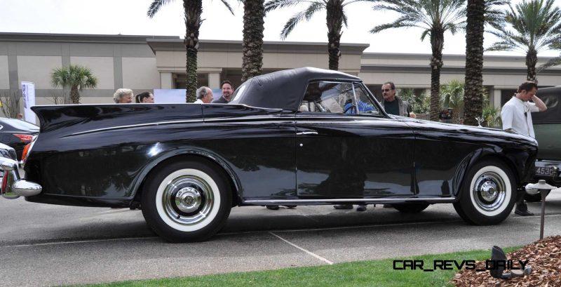 1958 Rolls-Royce Silver Cloud Honeymoon Express 34