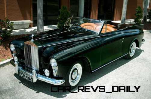 1958 Rolls-Royce Silver Cloud Honeymoon Express 41