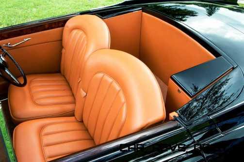 1958 Rolls-Royce Silver Cloud Honeymoon Express 44