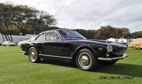 1965 Maserati Sebring 3500 GTi Series I 1