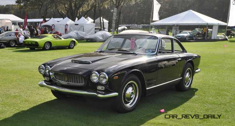 1965 Maserati Sebring 3500 GTi Series I 14
