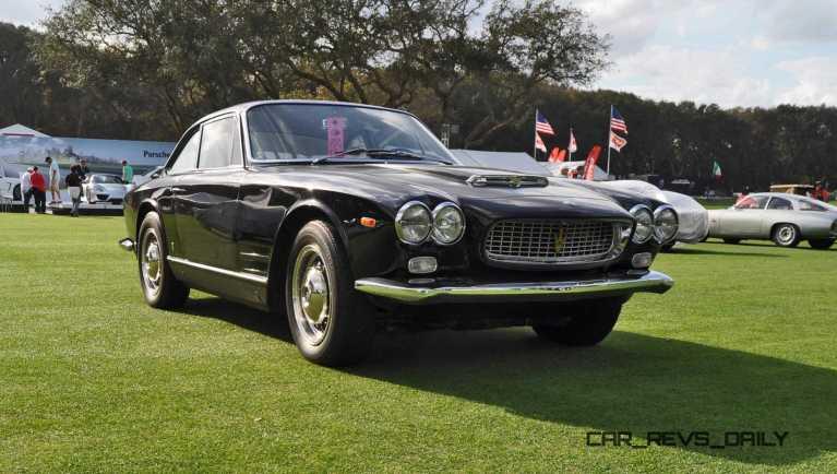 1965 Maserati Sebring 3500 GTi Series I 4