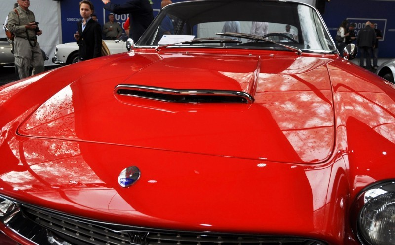 1965 Maserati Sebring Red 14