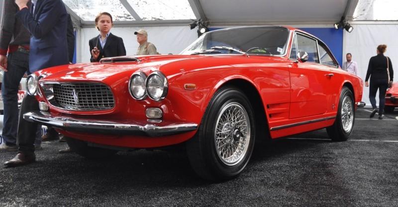 1965 Maserati Sebring Red 17