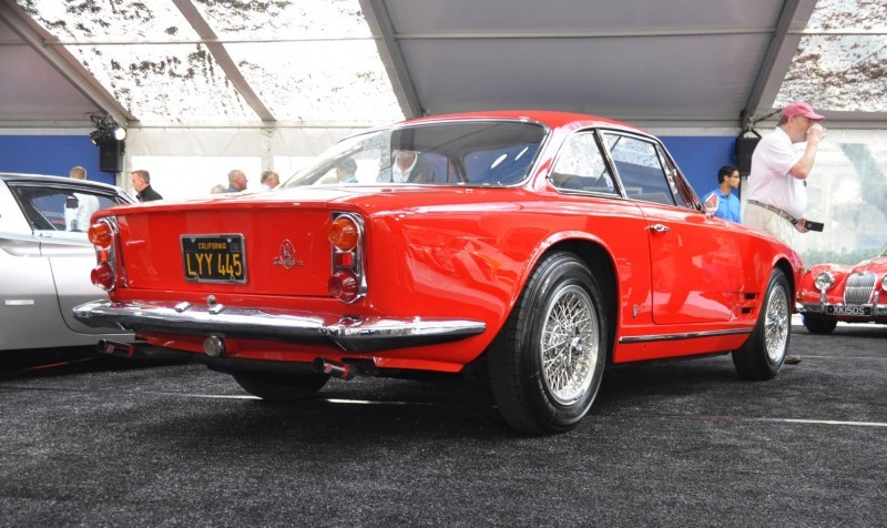 1965 Maserati Sebring Red 4