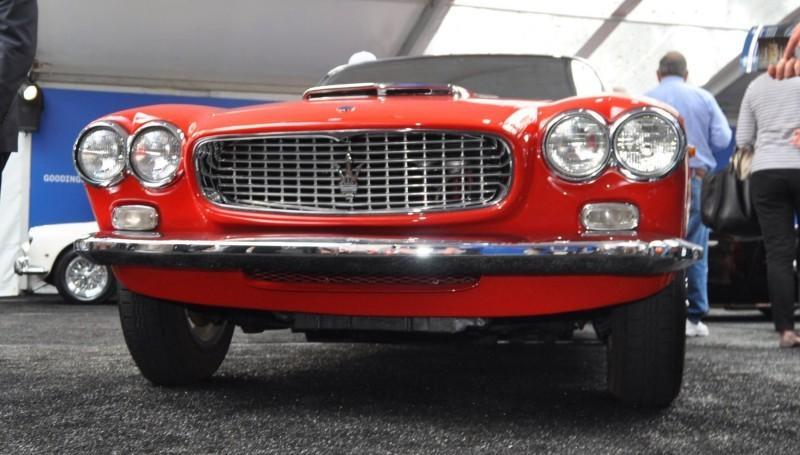 1965 Maserati Sebring Red 8