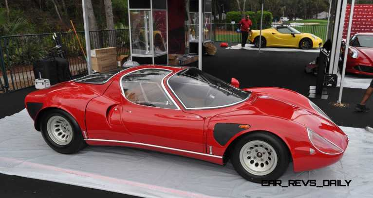 1967 Alfa Romeo 33 Stradale 11