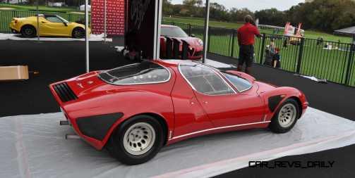 1967 Alfa Romeo 33 Stradale 18