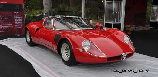 1967 Alfa Romeo 33 Stradale 7
