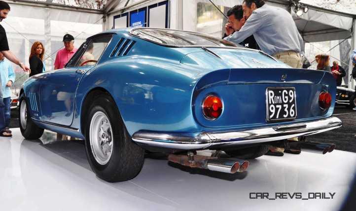 1967 Ferrari 275 GTB4 16