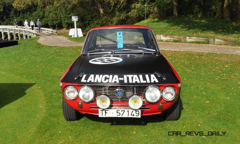 1969 Lancia Fulvia 10