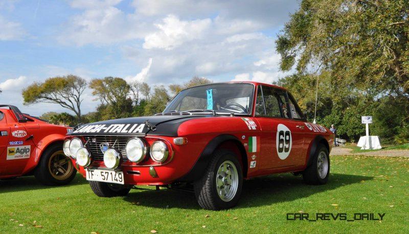 1969 Lancia Fulvia 13
