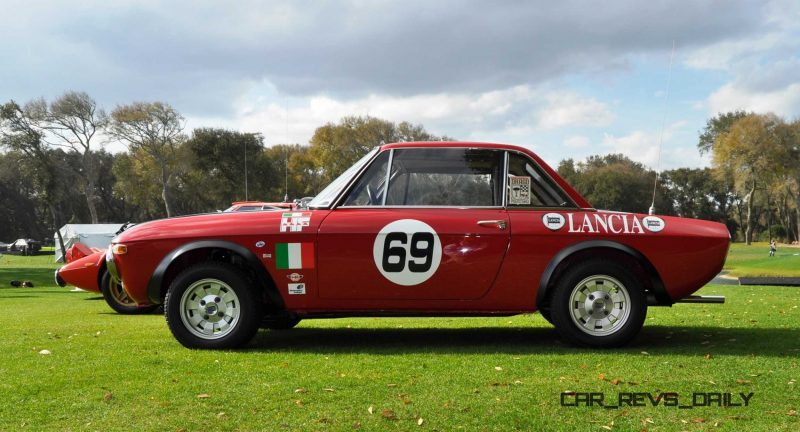 1969 Lancia Fulvia 20
