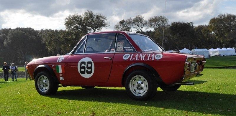 1969 Lancia Fulvia 34