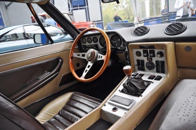 1973 Lamborghini Espada III 19