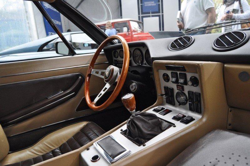 1973 Lamborghini Espada III 20