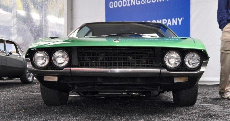 1973 Lamborghini Espada III 3
