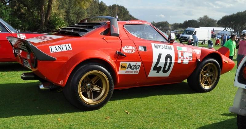 1975 Lancia Stratos Rally Car  10
