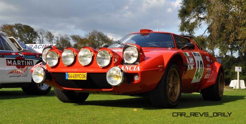1975 Lancia Stratos Rally Car  14