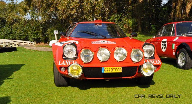 1975 Lancia Stratos Rally Car  22