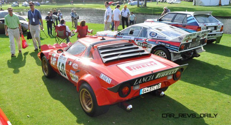 1975 Lancia Stratos Rally Car  7