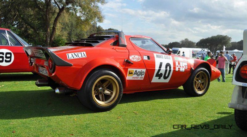 1975 Lancia Stratos Rally Car  9