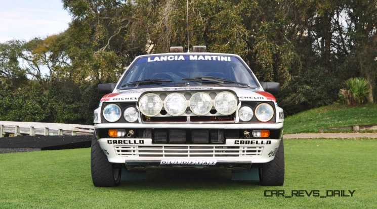 1988 Lancia Delta HF Integrale 8V 10