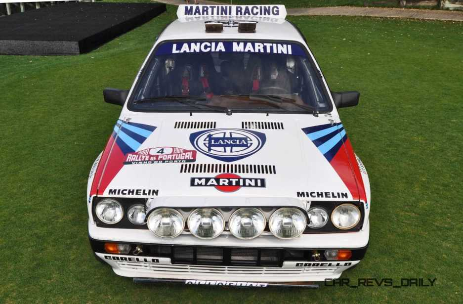 1988 Lancia Delta HF Integrale 8V 14