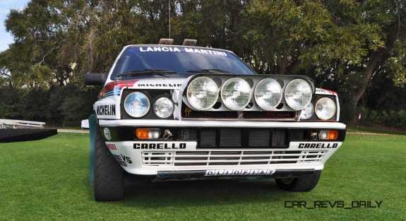 1988 Lancia Delta HF Integrale 8V 15