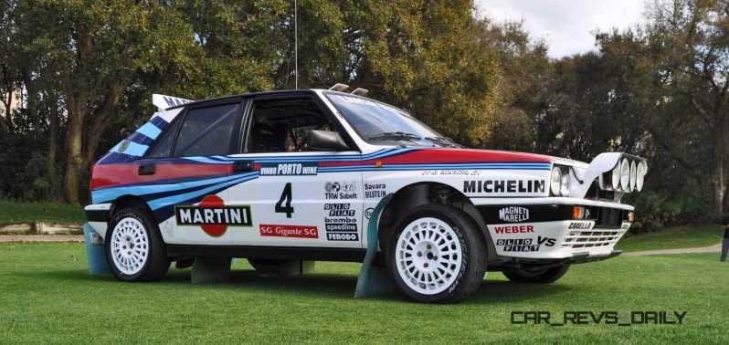 1988 Lancia Delta HF Integrale 8V 21