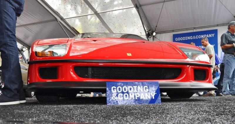 1991 Ferrari F40 21