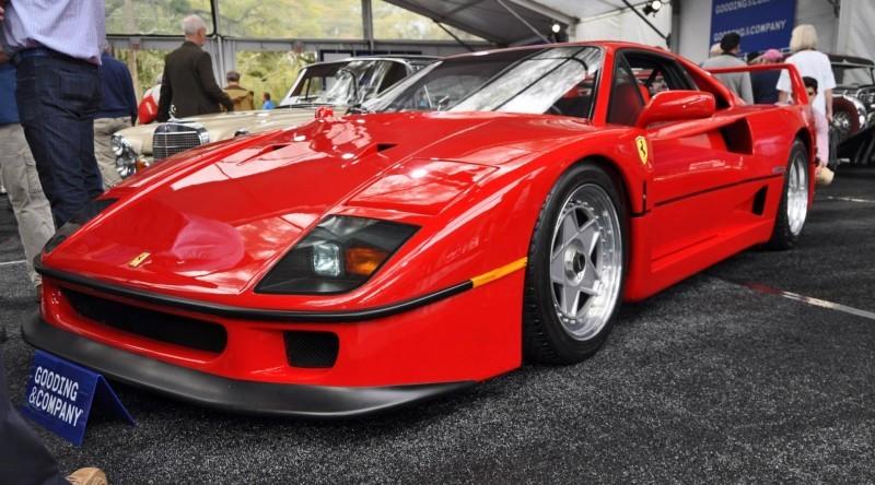1991 Ferrari F40 27