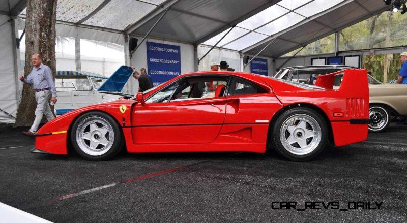 1991 Ferrari F40 38