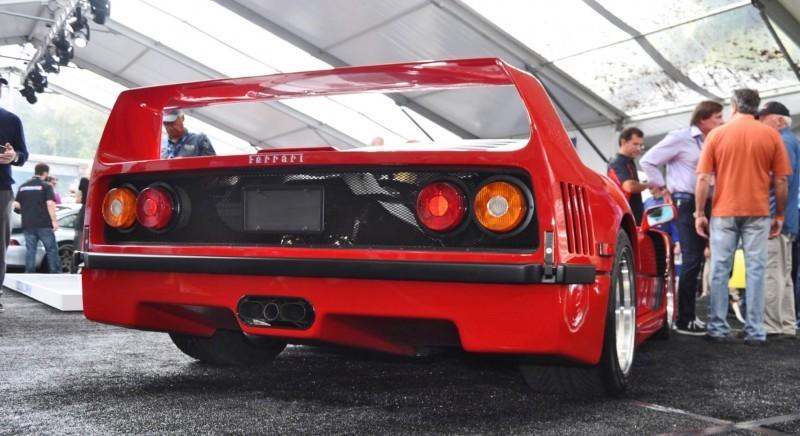 1991 Ferrari F40 6