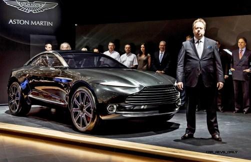 2015 Aston Martin DBX Concept 18