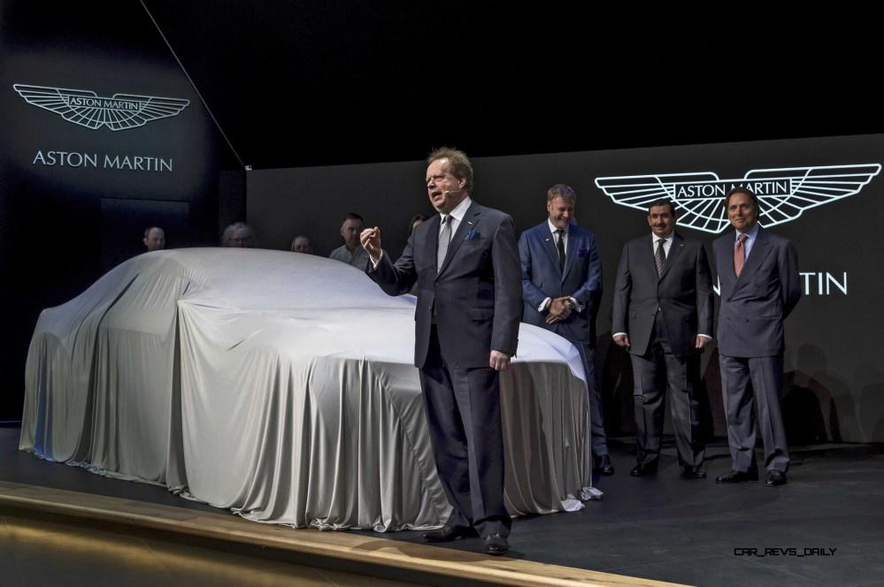 2015 Aston Martin DBX Concept 9